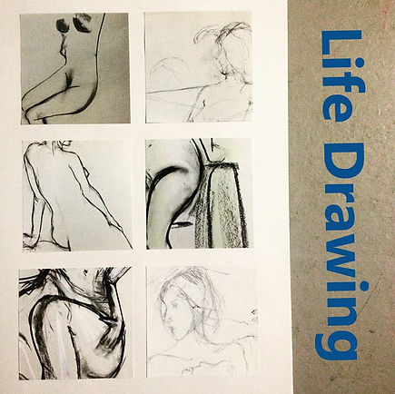 Life Drawing Page Logo