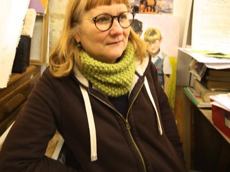 Inside Artsite Studios - Sally Taylor