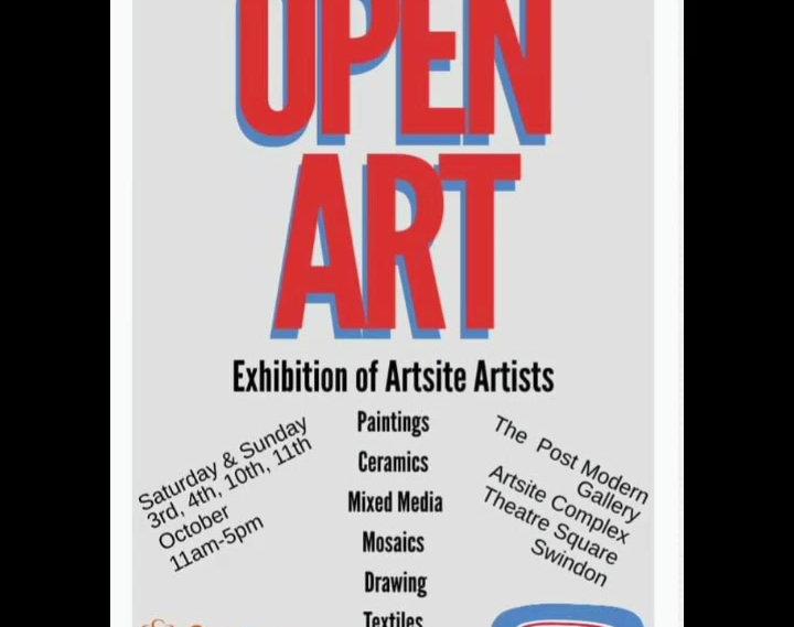 A walk through the Open Art Exhibition