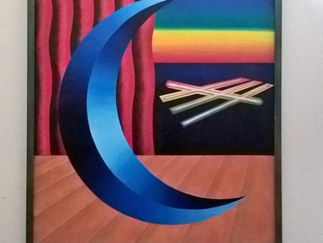 Inside Artsite Studios - Bill Cox