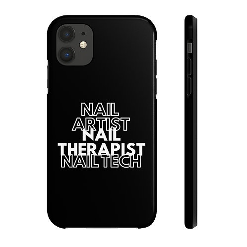 It's all in a Name - Black & White Case Mate