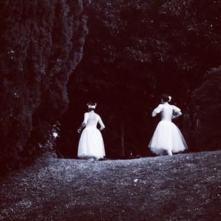 Ballerine nei boschi - Ballerinas in the woods