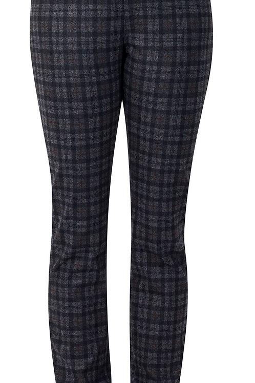 Vassalli / Full Length Slim Leg Ponti Pull On / Braveheart