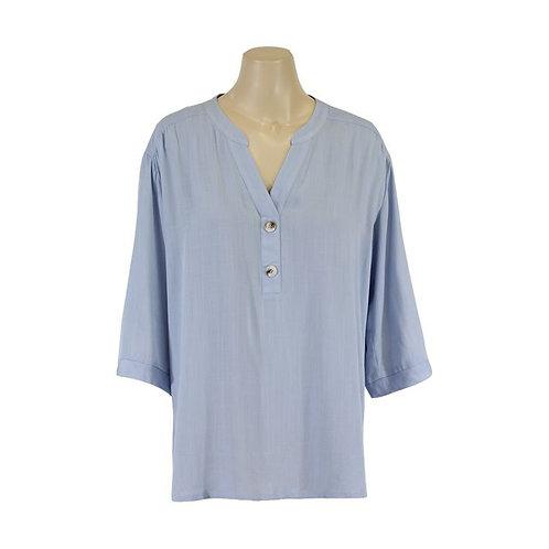 Jendi Sky Shirt / Blue