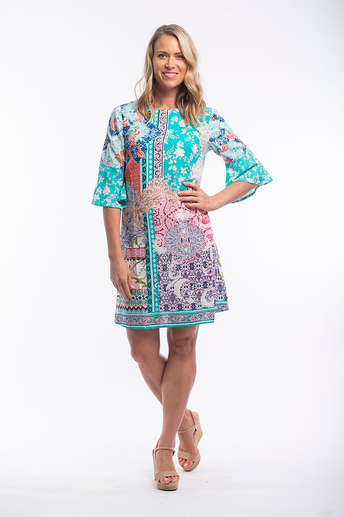 Orientique Madeira Dress
