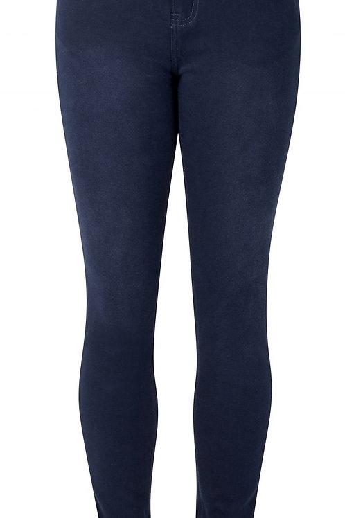 Vassalli / Skinny Leg Full Length High Rise Jean