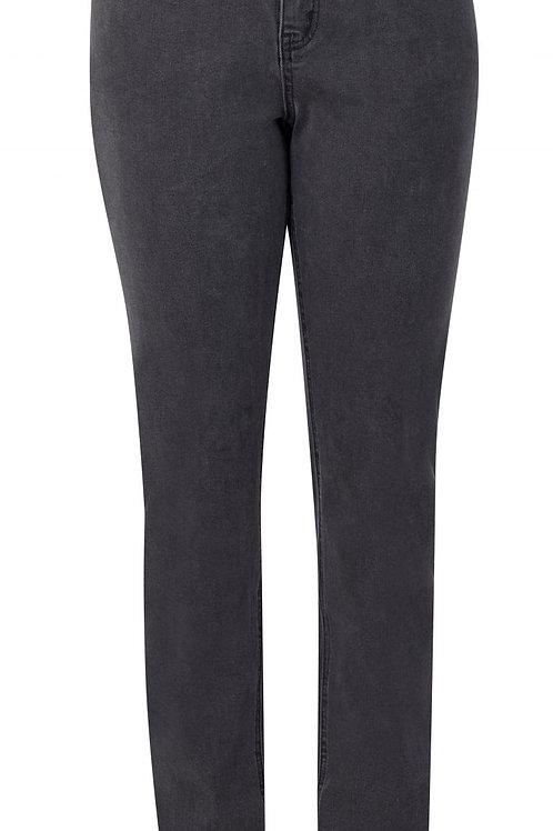 Vassalli / Slim Leg Full Length High Rise Jean