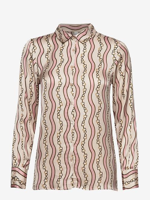 Soya Concept Carol Printed Shirt