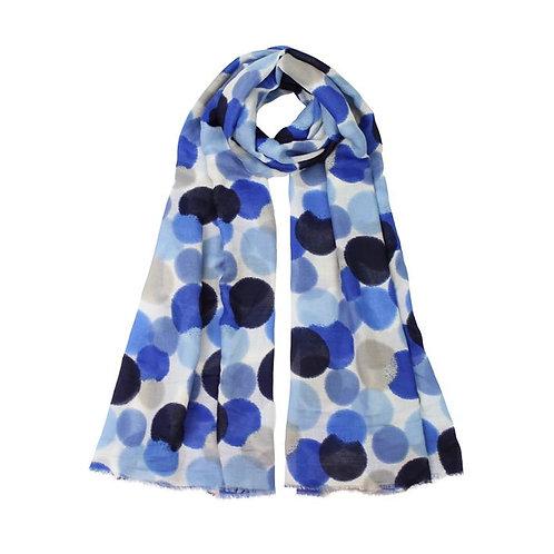 Jendi Lots of Dots / Blue & Grey