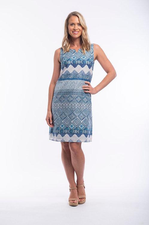 Orientique Leon Dress / Reversible