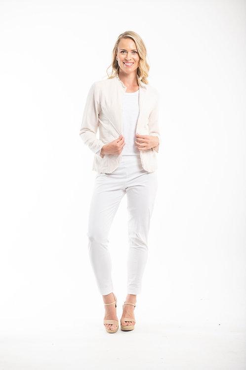 Orientique Linen Jacket