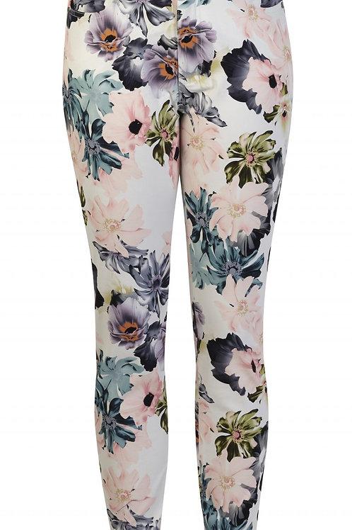 Vassalli Floral Skinny Jean