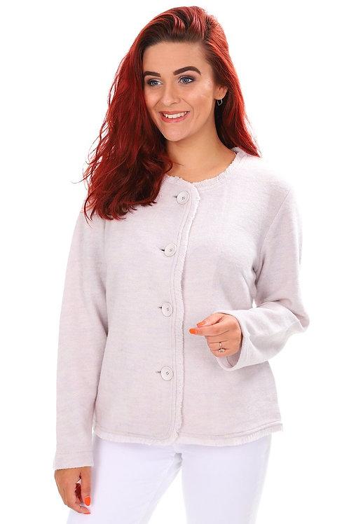 See Saw / Wool Fray Jacket