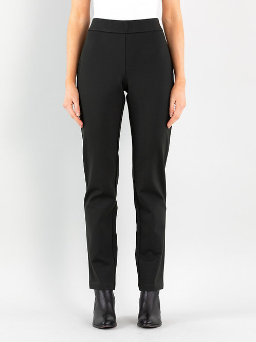 Marco Polo / Pull On Ponte Pant / Forest