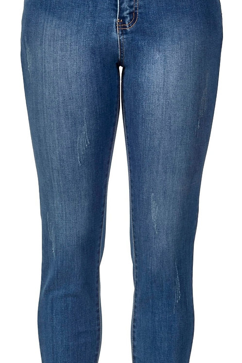 Vassalli / Skinny Leg Ankle Grazer Jean