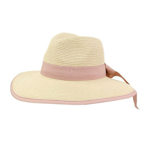Jendi Florence Hat / Dusty Pink