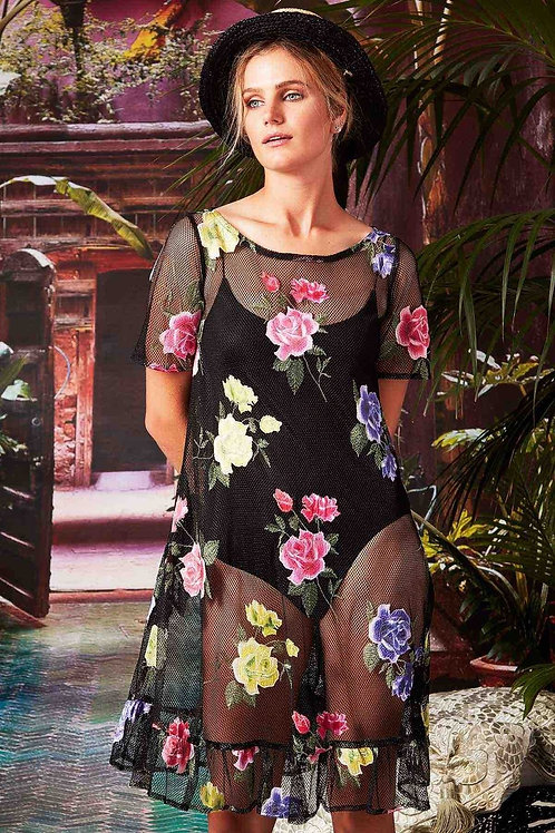 Curate Swing Time Dress / Floral