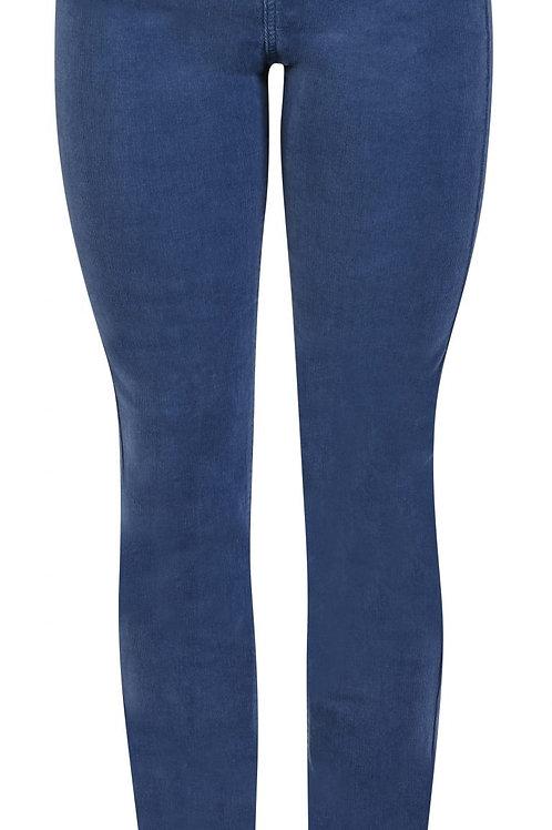 Vassalli / Skinny Leg Cord Pull On Pant