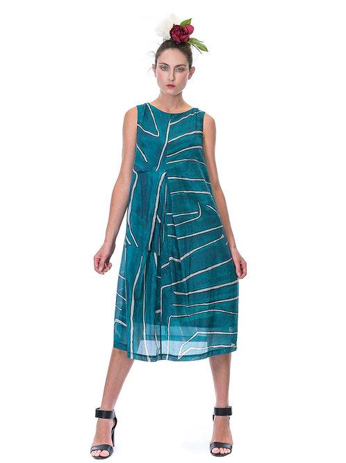 Megan Salmon Landlines Monday Dress