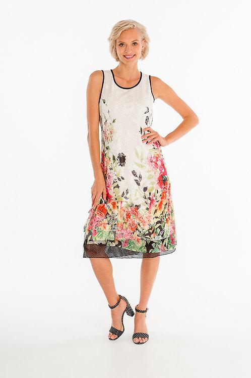 Spanner Hibiscus Dress