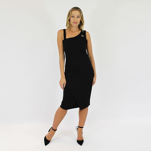 Jendi Little Black Dress / Midnight