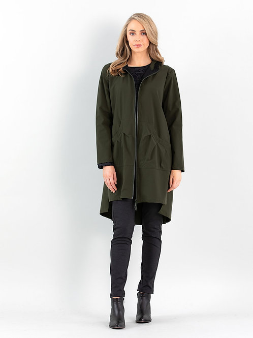 Marco Polo Weekender Jacket / Forest Green