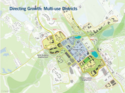 UConn Multi-Use Districts