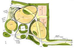 McDonald Playground_Concept Sketch