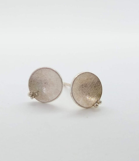 Aretes dos esferas