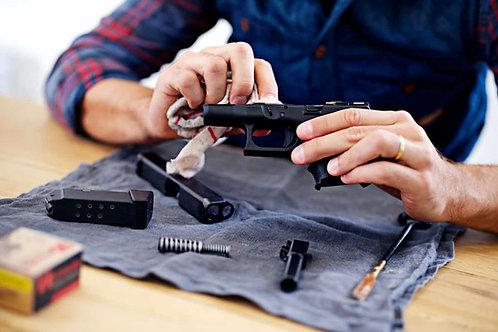 Firearm Cleaning
