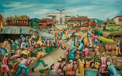 Brisson Jn Elie 43X69 #8-4-90 Canvas 197