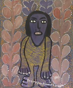 Pierre-Louis Prospere 24X20 #22-3-96 canvas 1981