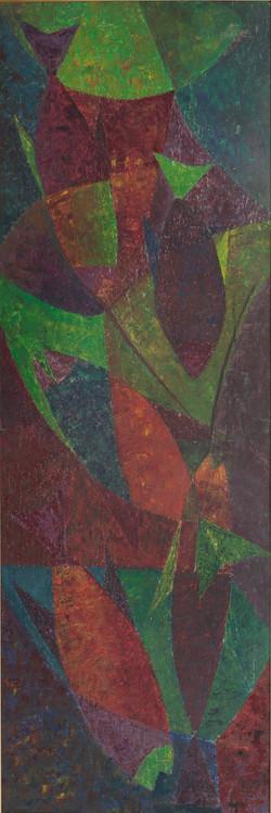 Henry Calixte 47X16 #9-3-96 Board 1963