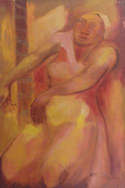 Dieudonne Cedor 16X24 #65-3-96 canvas 1976