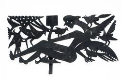 Paul Damien 15 1:2X35 #1 Sculpture:Metal