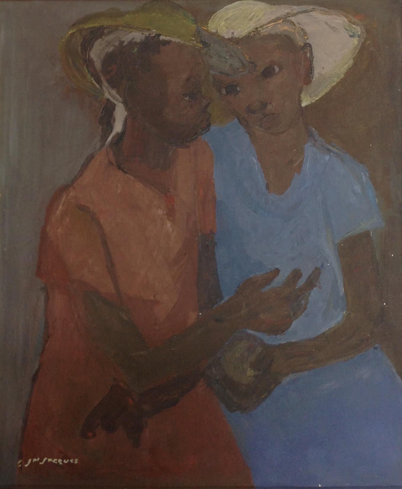 Jn Jacques Carlo 20X24 #37-3-96 canvas