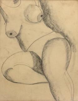 Gabriel Jacques 19X23 #9-3-96 dessin