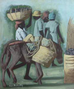 Dambreville Claude 20X24 #169-3-96 canvas 1997