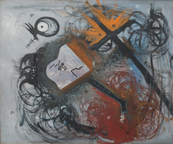 Magloire Stivenson 24X20 #5-3-96 Canvas
