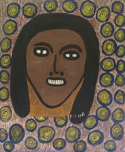 Pierre-Louis Prospere 24X20 #16-3-96 canvas 1981