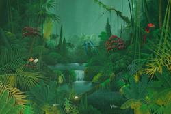 Bonhomme Albott 40X60 #3-10-08 Canvas 20