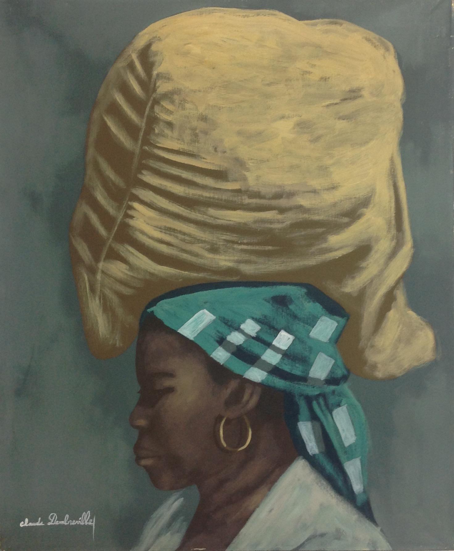 Dambreville Claude 20X24 #57-3-96 canvas 1997