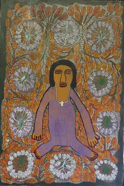 Pierre-Louis Prospere 36X24 #10-3-96 canvas 1984