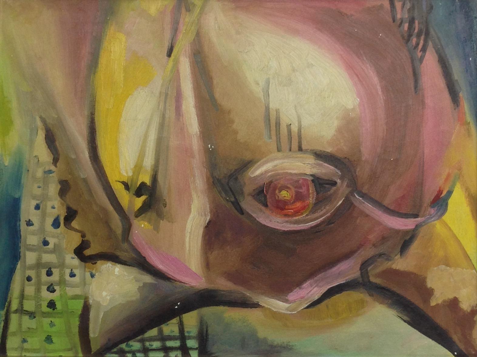 Dieudonne Cedor 12X16 #112-3-96 canvas