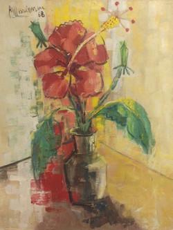 Desruisseau Rose Marie 16X20 #23-3-96 canvas 1968