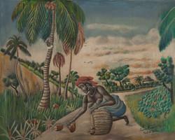 Vassor Louis 28X3 #1-10-88 Canvas