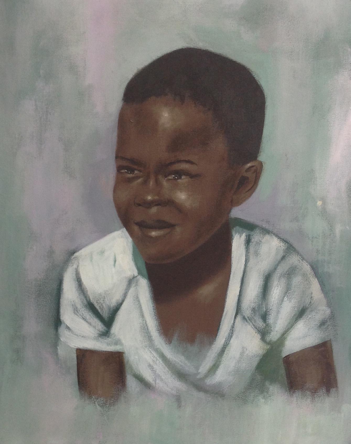 Dambreville Claude 16X20 #13-3-96 canvas