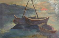 Desruisseau Rose Marie 16X24 #29-3-96 canvas