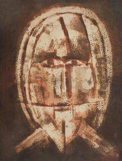 Garoute Jn Claude 23X17 #2-3-96 Soleil B