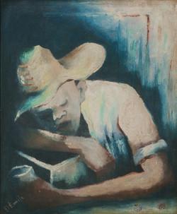 Emile Denis 24X20 #12-3-96 Canvas Circa